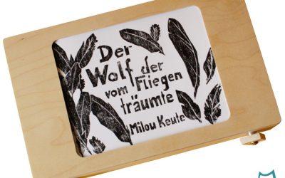 Der Wolf der vom fliegen träumte