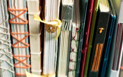 Buch binden ohne Leim